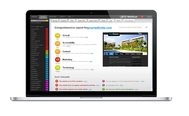 wsi-webscan-screenshot