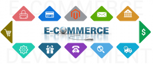 Web development for ecommerce