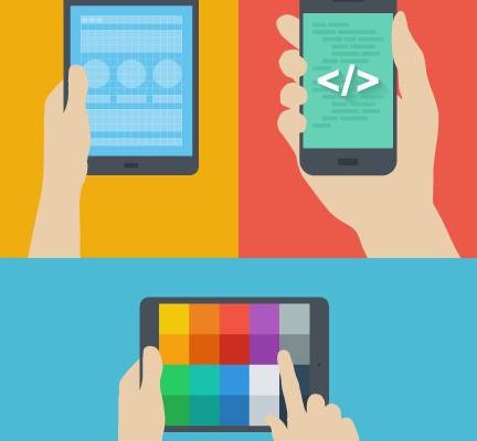 Mobile web design