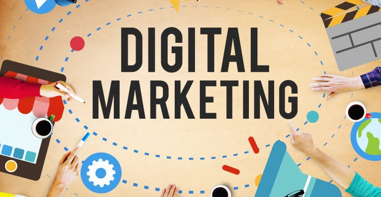 The growth of digital marketing in 2017