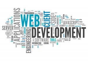 web development and design