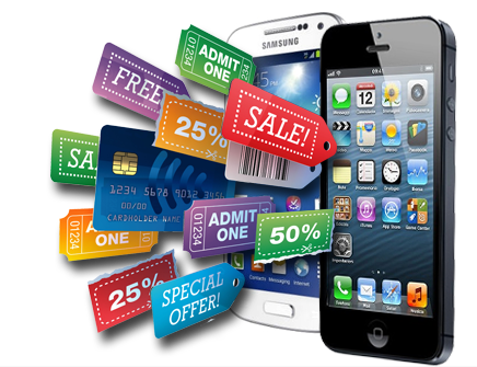 Mobile marketing means for your business wsi axon for Discount mobili on line