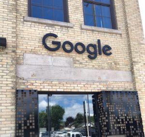 WSI Image Google Office