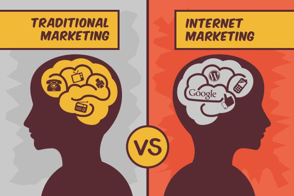 Traditional Marketing vs Online Marketing for Nigerian Businesses