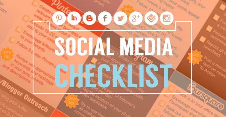 Social Media Checklist For Your Ecommerce Store in Nigeria Creating a social media checklist for your ecommerce business is important towards growing a proper social media strategy for your nigerian business.