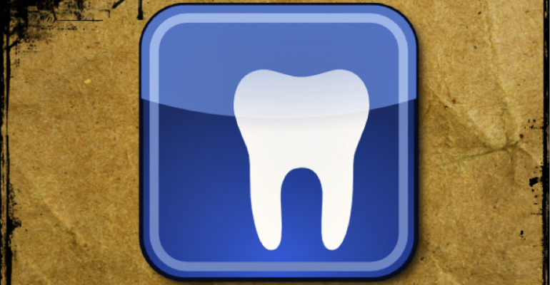 social media optimization for dentists
