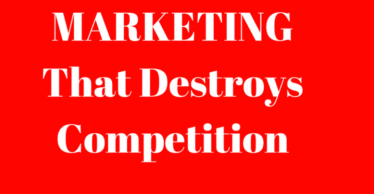 7 Tactics to Take Out Your Competition Using SEO Marketing