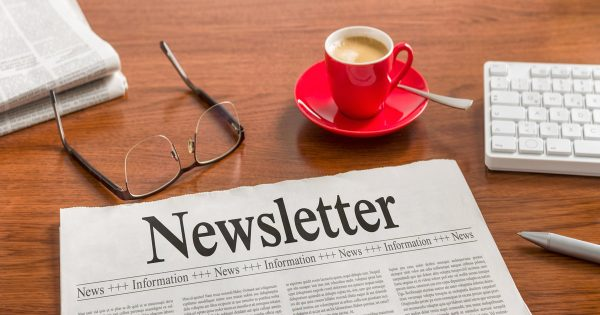3 tips for healthy, high performing e-newsletters