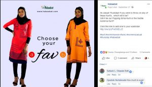 Facebook engagement strategy Ngozi Odukwe wsiaxon.com